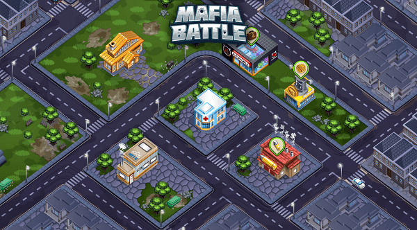 screen  z gry mafia-battle